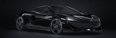 McLaren 570GT MSO Black Collection  : le noir lui va si bien
