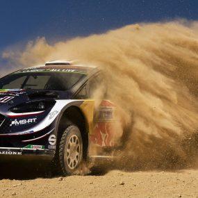 WRC – Mexique : Ogier vainqueur et Loeb 5ème