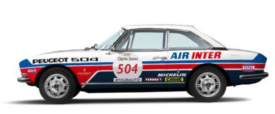 Peugeot-504-Coue-Tour-Auto-2018-Bruet-Picard