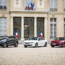 Peugeot 508 : la nouvelle berline présentée à L'Elysée