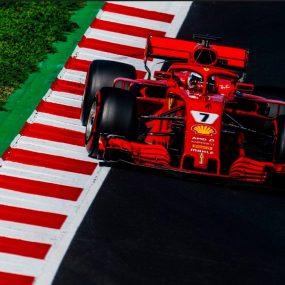 F1 – Essais Barcelone : Räikkönen et Vettel signent les deux meilleurs temps