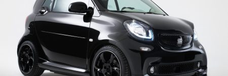 Smart fortwo Black Out : série limitée au luxe high-tech