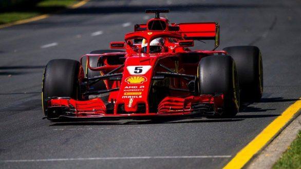 Vettel-Ferrari-GP-Australie-2018