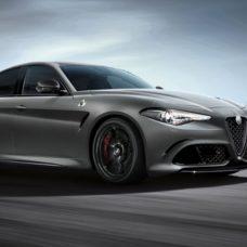 Alfa Romeo Giulia Quadrifoglio Nring & Veloce Ti : deux nouveaux modèles pour Genève