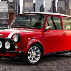 Mini Cooper Classic électrique : classique et à pile