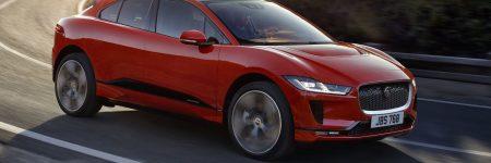 Jaguar I-Pace : le SUV électrique «anti-Tesla Model X» débarque