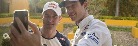 WRC : les retrouvailles en interview de Sébastien Ogier et Sébastien Loeb