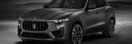 Maserati Levante Trofeo : SUV affûté de 590 chevaux