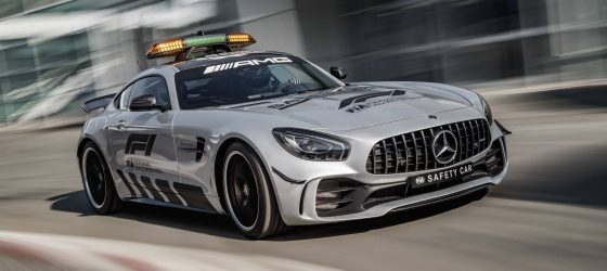 Mercedes-AMG GT R Official F1 Safety Car 2018Mercedes-AMG GT R Official F1 Safety Car 2018