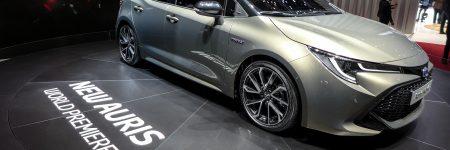 Toyota Auris : la 3ème génération se montre à Genève