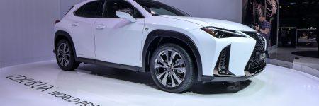 Lexus UX : un premier très prometteur SUV compact