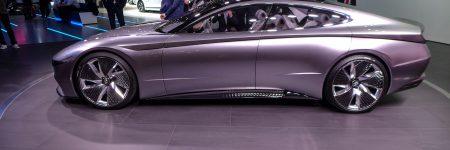 Hyundai Le Fil Rouge : un concept-car au long style