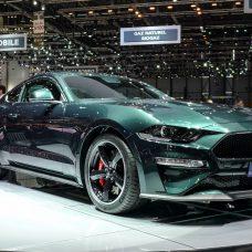 Ford Mustang Bullit : elle arrive sur le « Vieux Continent »
