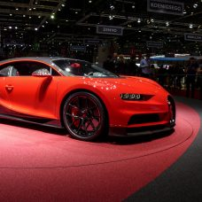 Bugatti Chiron Sport : une sulfureuse version optimisée