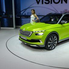 Škoda Vision X : un nouveau SUV compact en approche