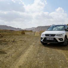 Seat Arona TSI 115 Xcellence : road trip en Israël