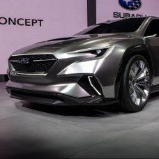 Subaru Viziv Tourer Concept : un break futuriste qui fait rêver