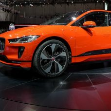 Jaguar I-Pace : en photos au salon de Genève
