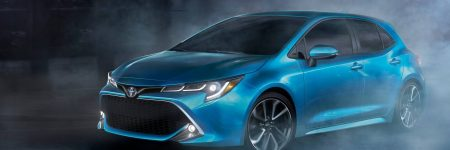 Toyota : Corolla Hatchback : l'Auris version nord-américaine se montre