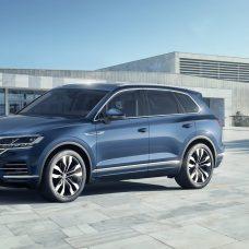 Volkswagen Touareg : une prometteuse 3ème génération dévoilée