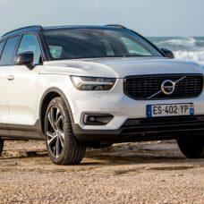 Volvo XC40 : le SUV compact élu «Voiture de l'Année 2018»