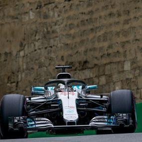 F1 – GP d'Azerbaïdjan : Lewis Hamilton vainqueur opportuniste