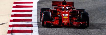 F1 – GP de Bahreïn : Vettel s'impose, Gasly 4ème en héros