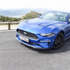 Ford Mustang EcoBoost Cabriolet : « cheval dressé », essai
