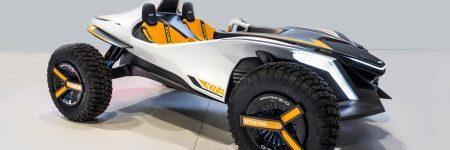 Hyundai Kite : concept-car électrique et aquatique