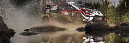 WRC – Argentine : Ott Tänak fait briller Toyota