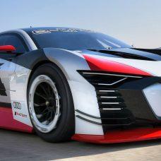 Audi e-tron Vision Gran Turismo : bolide plus réel que virtuel