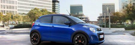 Citroën C1 : léger restylage accompagné de nouvelles finitions Urban Ride et Elle