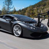 Lamborghini Huracán : appelez-la «Huracam»