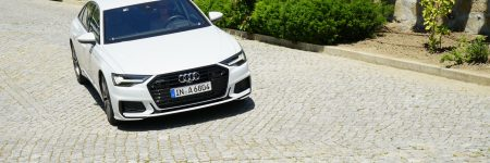 Audi A6 Berline : confort high-tech, essai