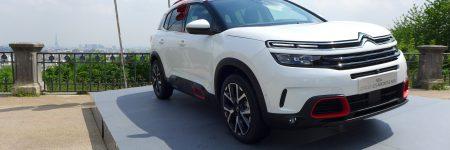 Citroën C5 Aircross : le «SUV aux chevrons» débarque en Europe