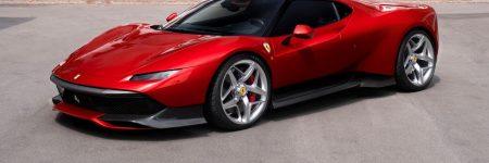 Ferrari SP38 : unique création aux airs de Lamborghini