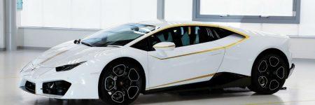 Lamborghini Huracán : la Supercar du Pape adjugée vendue 715 000 €