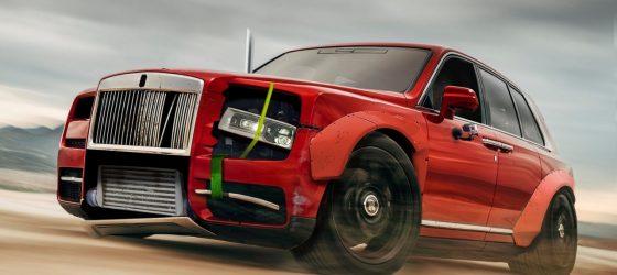 Rolls-Royce Cullinan-destroy
