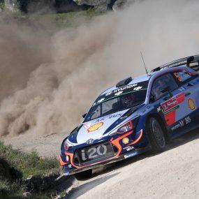 WRC – Portugal : Neuville s'impose et prend la tête du championnat