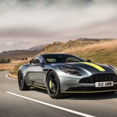 Aston Martin DB11 AMR : version radicale de 639 chevaux