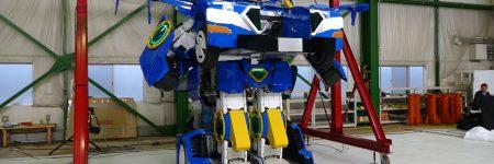 Japon : une vraie voiture «Transformers» impressionne (vidéo)
