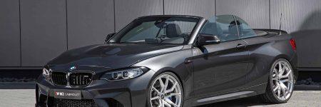 BMW M2 Cabriolet : une création du préparateur Lightweight