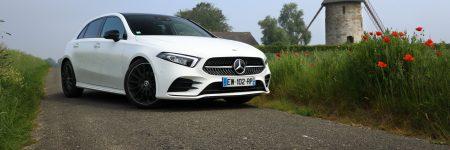 Mercedes-Benz Classe A : «mention très bien», essai