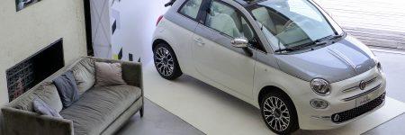 Fiat 500 Collezione : la série limitée «tendance»présentée à Paris