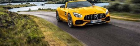 Mercedes-AMG GT S Roadster : nouvelle déclinaison de 522 chevaux