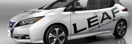 Nissan Leaf : «elle enlève le haut» pour célébrer ses ventes