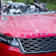 Angleterre : un transporteur «invente» le Range Rover Velar Speedster