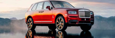 Rolls Royce Cullinan : premier SUV ultra-luxueux