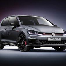 Volkswagen Golf GTI TCR  : puissant concept-car annonciateur