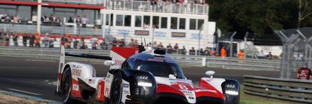 24 Heures du Mans : la pole position pour la Toyota TS050 Hybrid #8